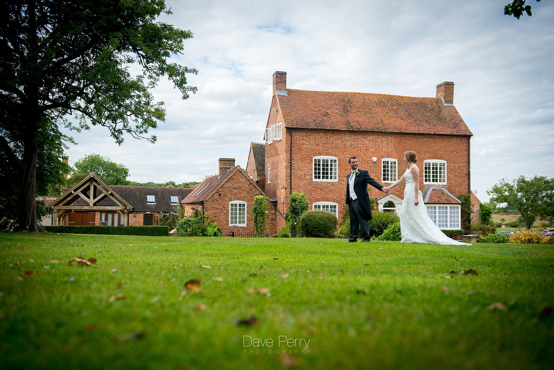 Wedding Photography taken at Wethele Manor in Warwickshire by Dave Perry