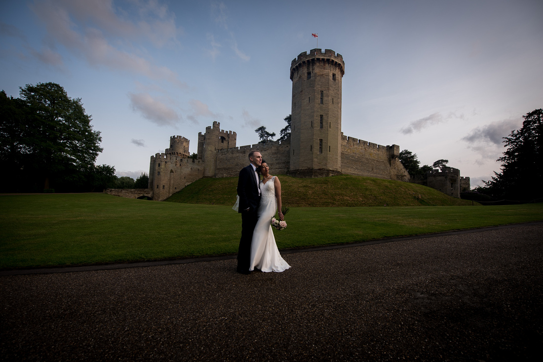 An Indian Fusion Wedding at Warwick Castle