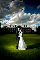 Steve & Vicky Pack 14.6.13 Bosworth Hall Hotel Wedding Photography