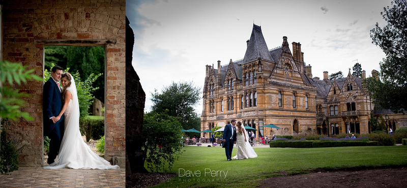 Ettington Park Wedding Photography