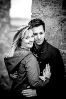 Thomas & Georgie Pre Wedding Photography Warwickshire 12.5.13